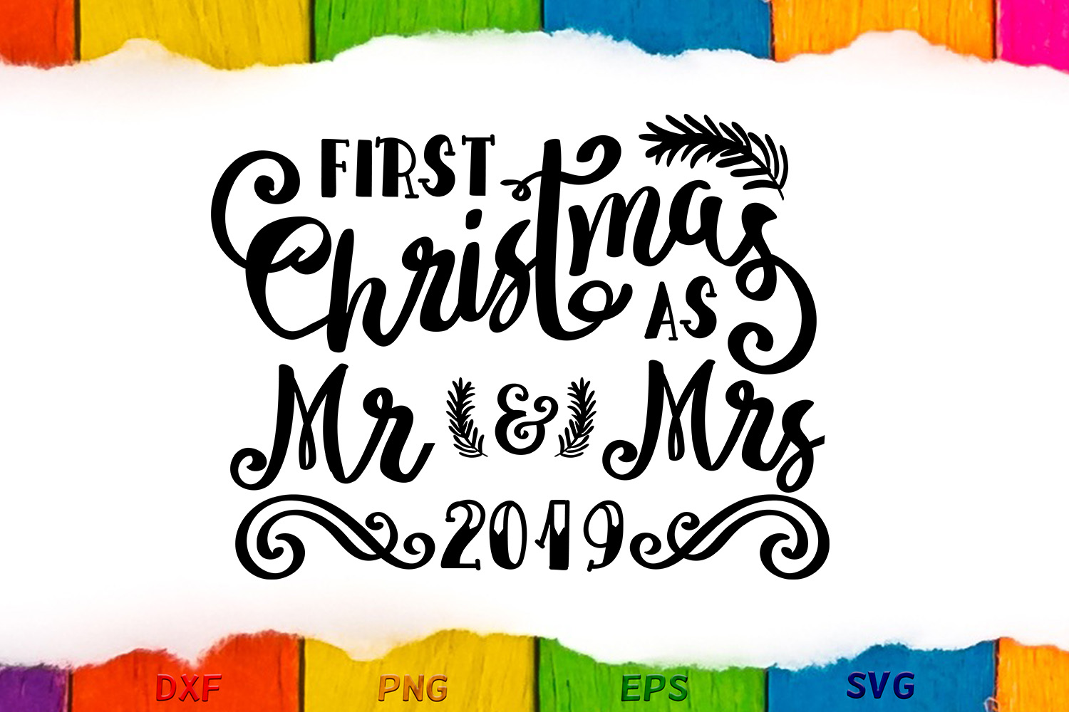 Our first Christmas as Mr and Mrs 2019 example image 2