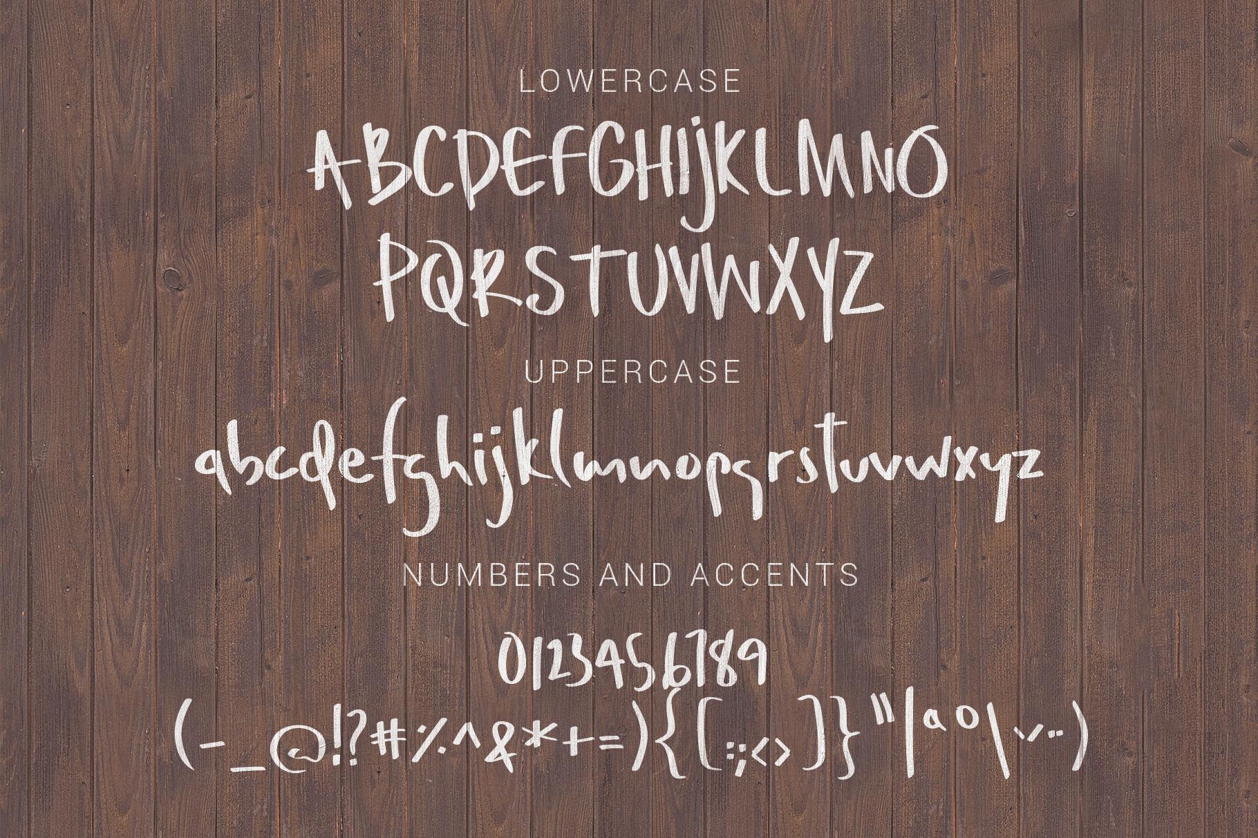 Thom Ritz Typeface example image 5