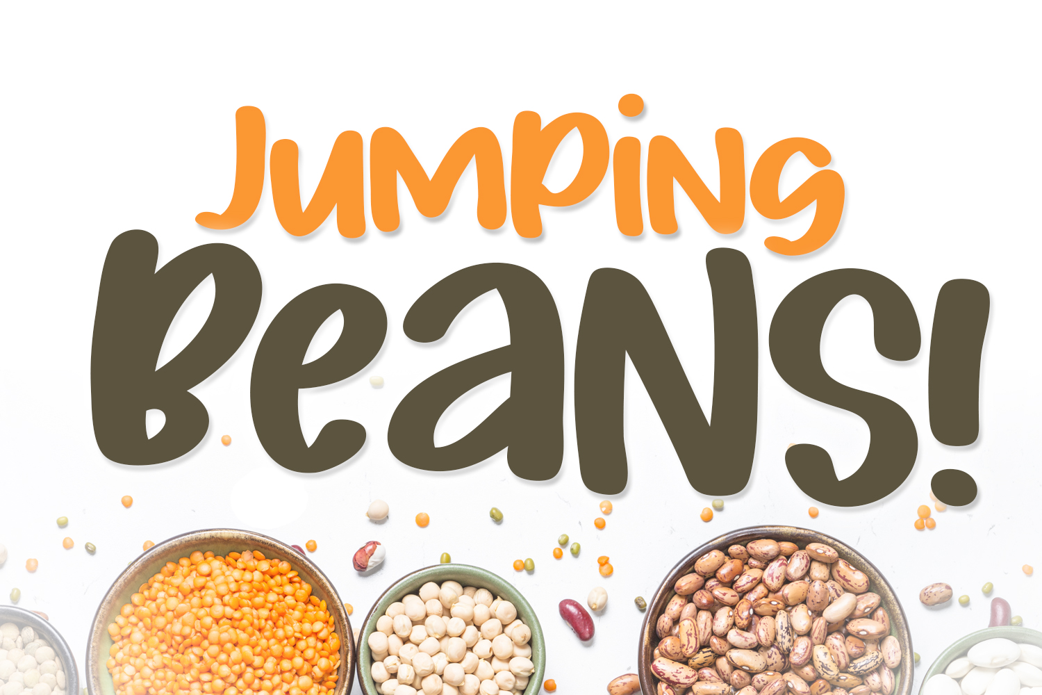 Silly Beans Font example image 5