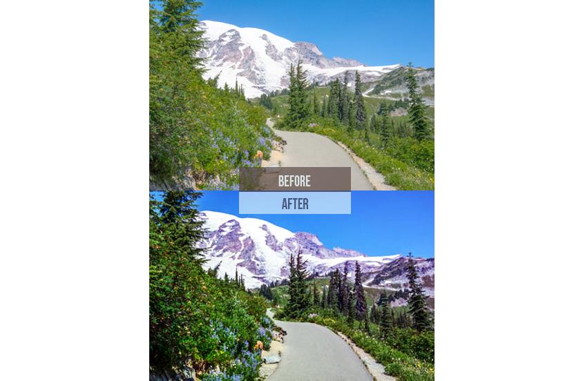 269 Premium Landscape Lightroom Presets (Presets for Lightroom 5,6,CC) example image 2