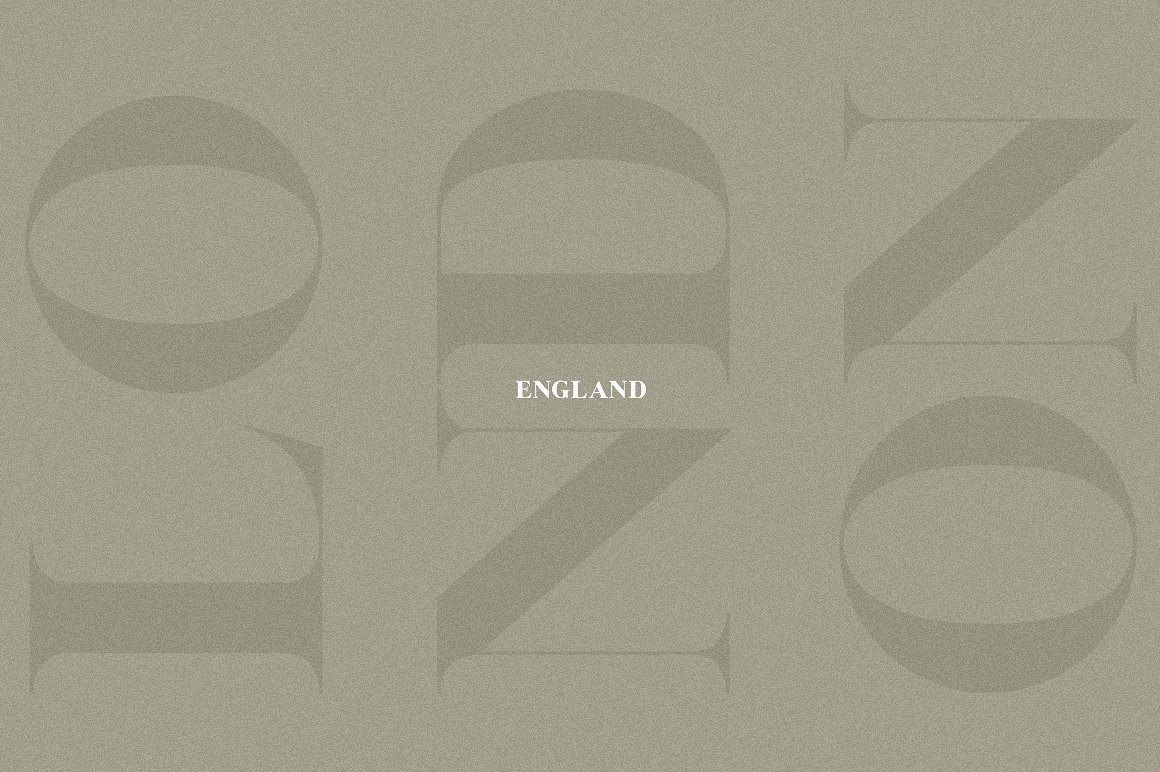 London | A Luxe Serif example image 4