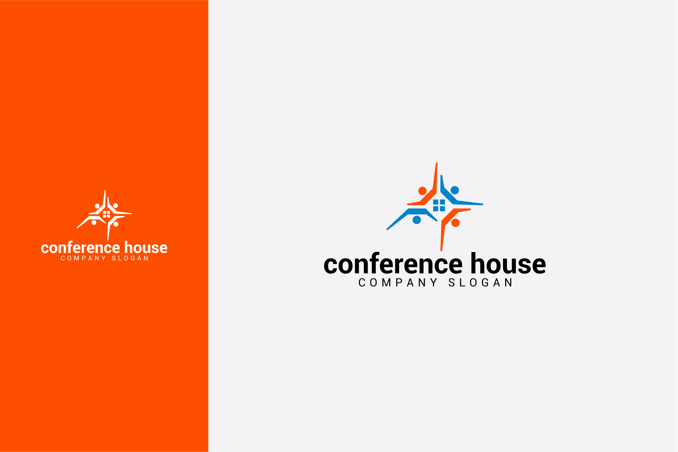 conference house logo example image 1