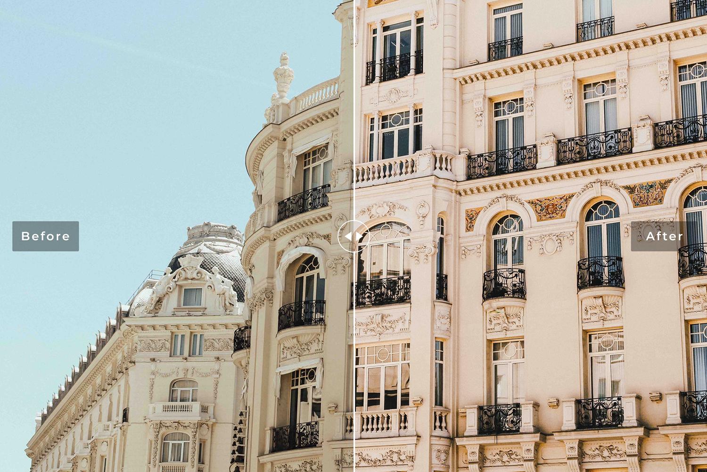 Madrid Mobile & Desktop Lightroom Presets example image 4