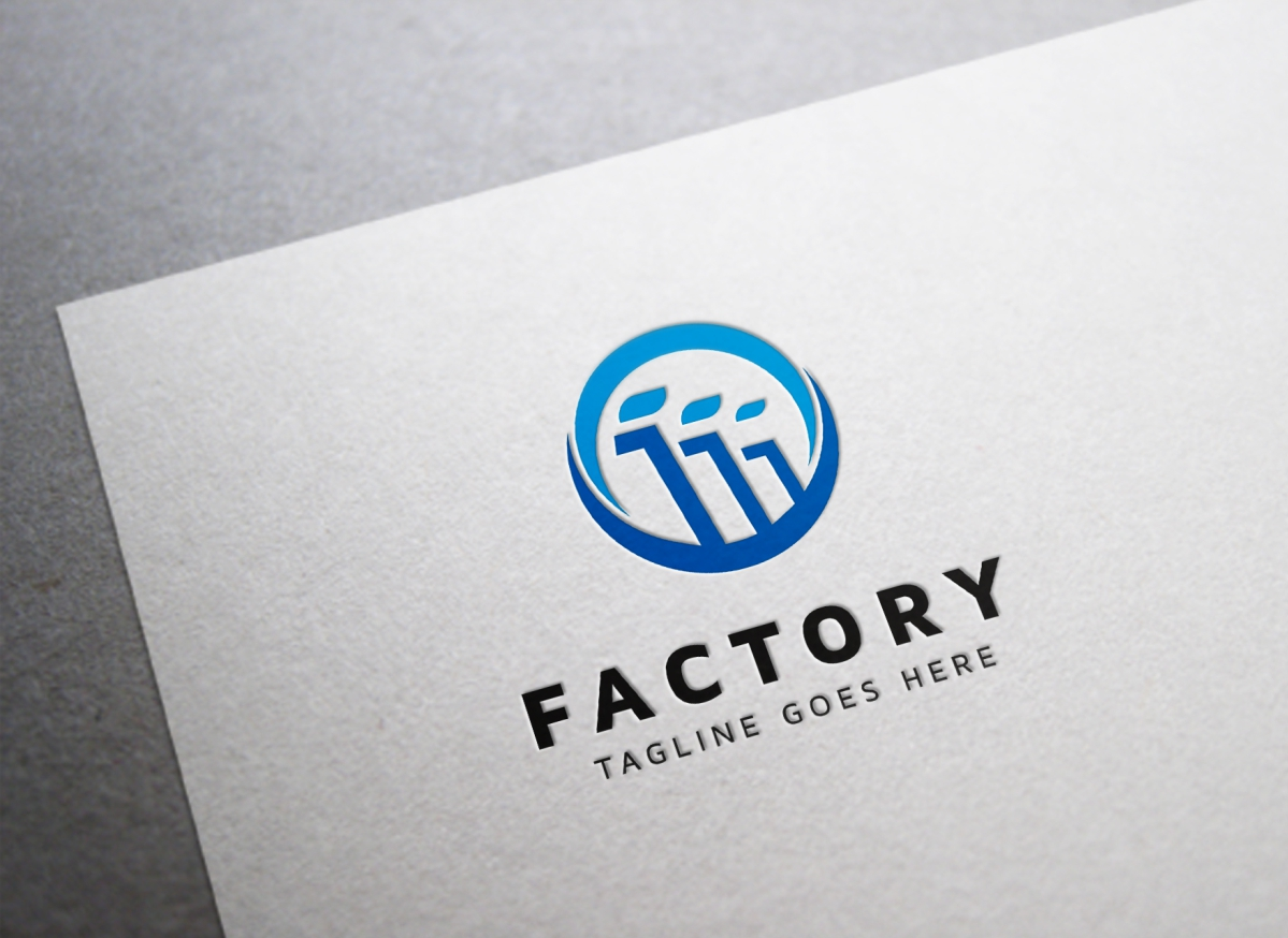 Factory Logo example image 3