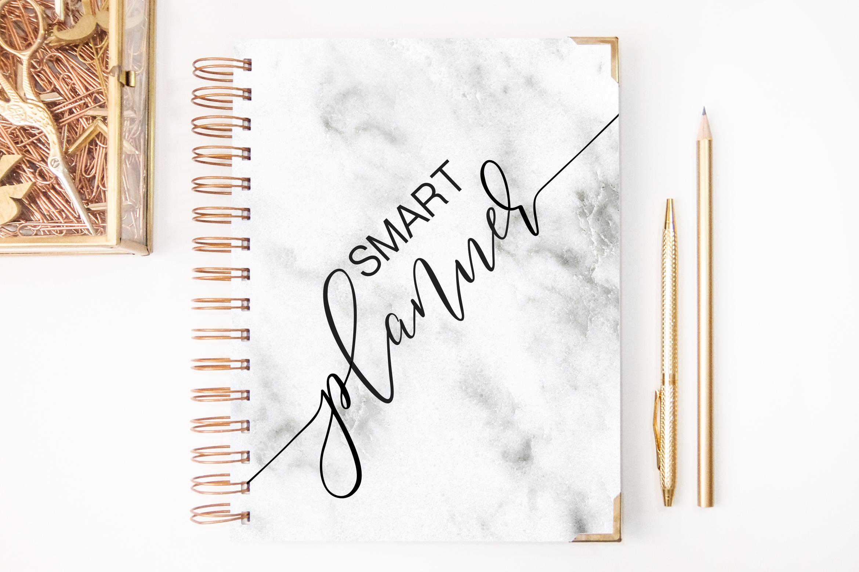 Summery Handwritten Calligraphy Font example image 9