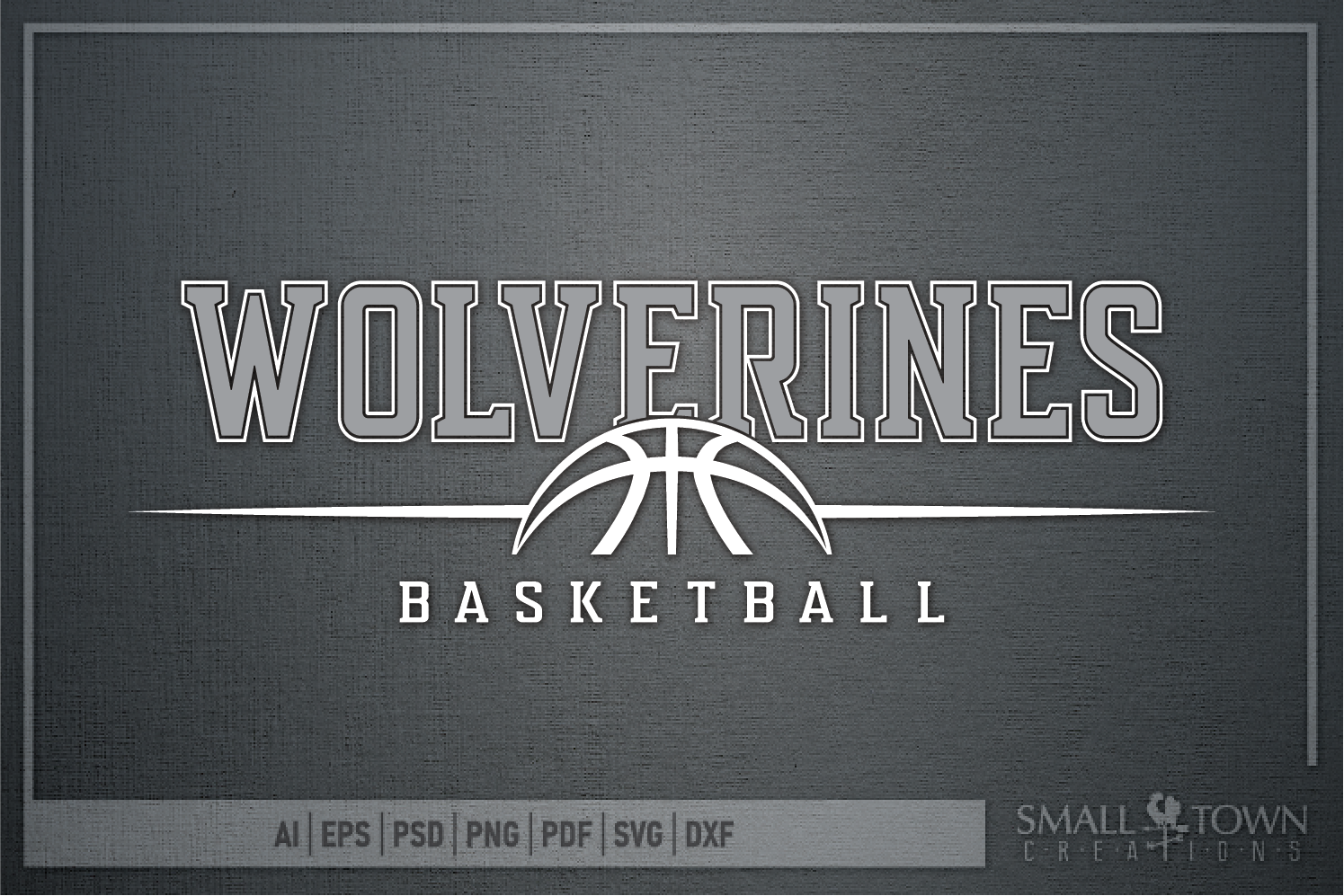 Wolverine, Basketball, Sport, Design, PRINT, CUT, DESIGN example image 5