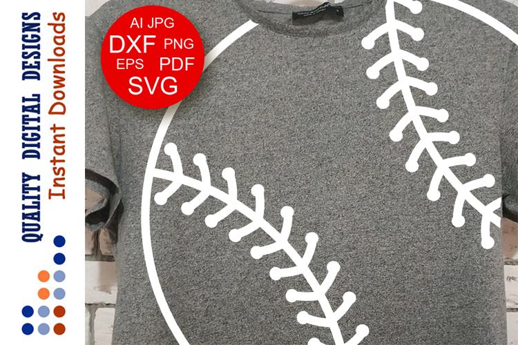 Baseball svg Sports shirts example image 1