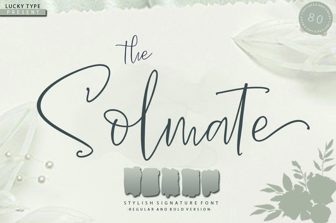 The Authentic Script Font Bundle example image 5