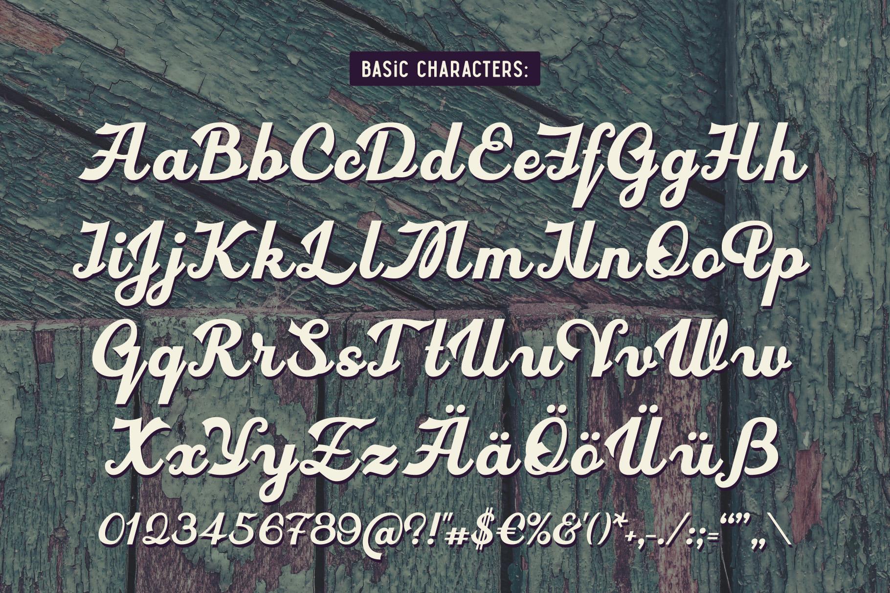 Hickson's Script Bonus example image 5