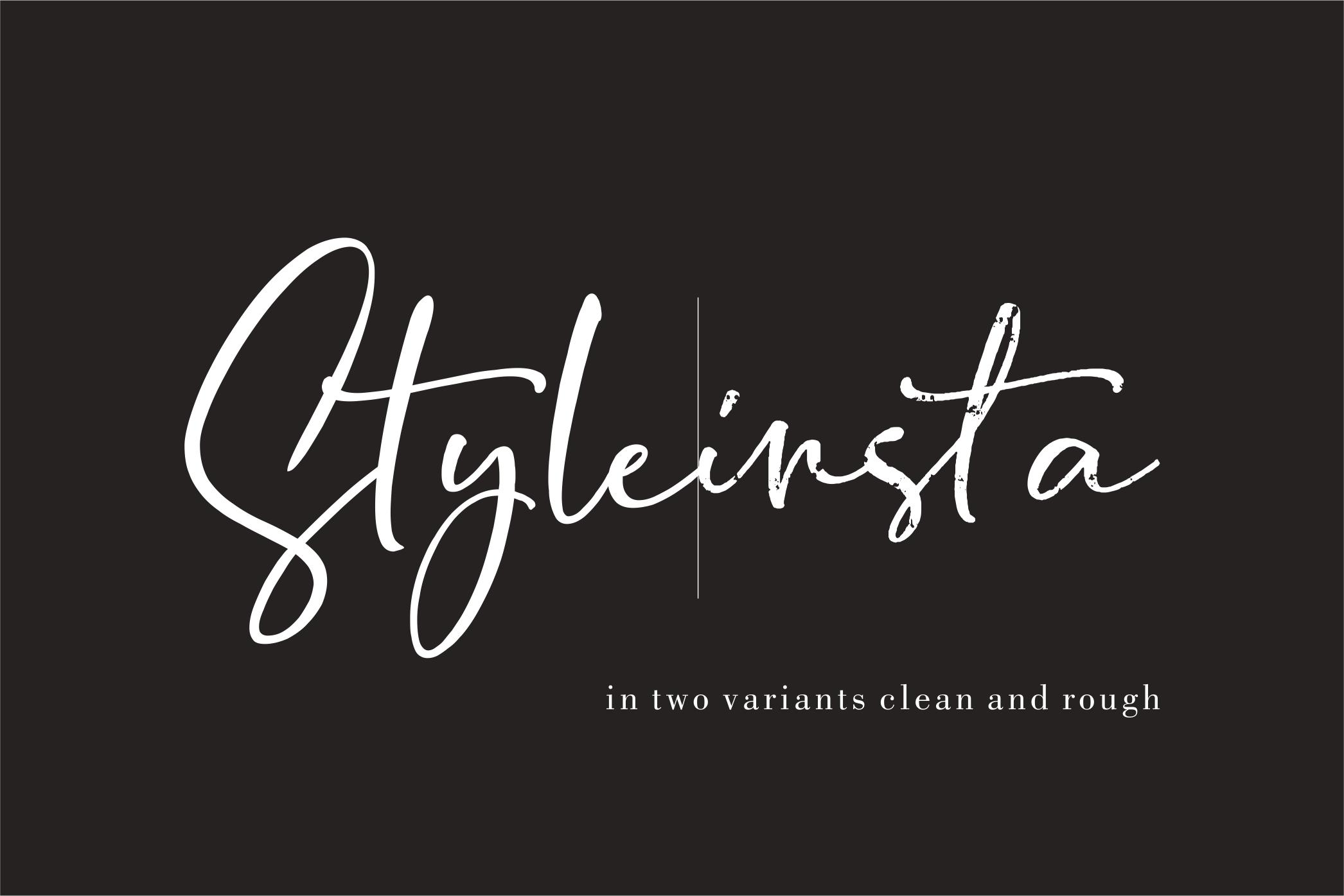2Variants | BondiSans | Clean&Rough example image 2