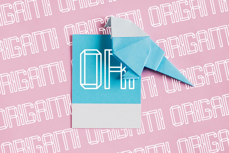 Origami example image 3