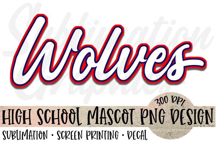 Mascot Sublimation Graphic example image 1