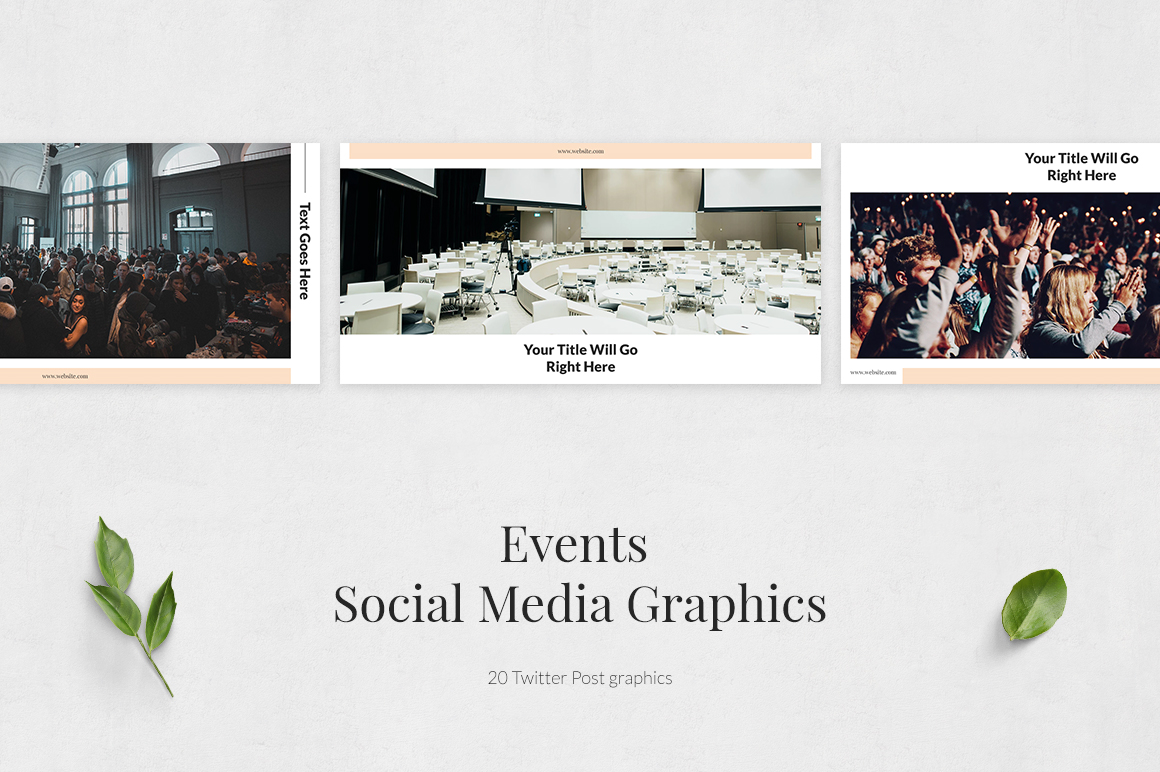 Events Twitter Posts example image 2