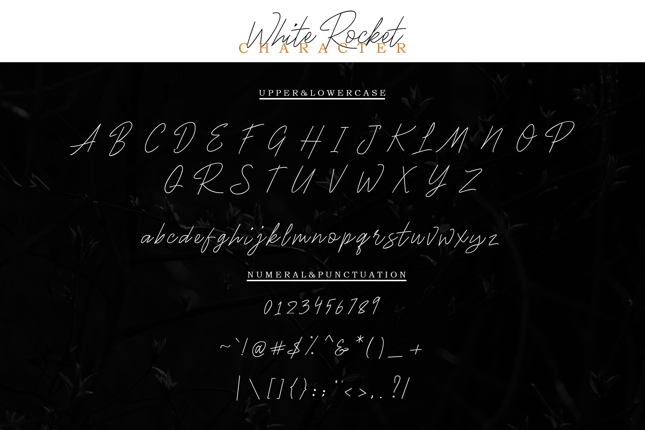 White Rocket example image 6