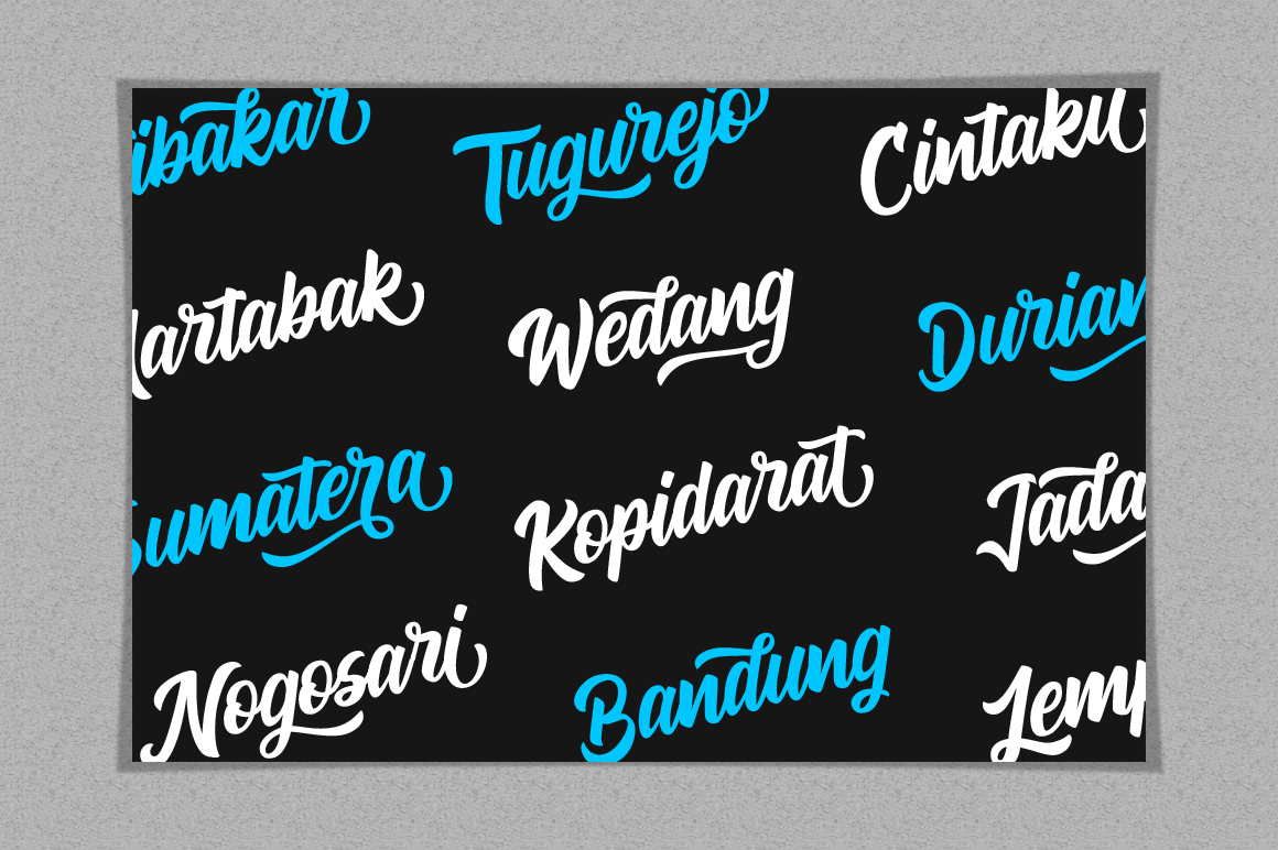 Andora Typeface example image 8