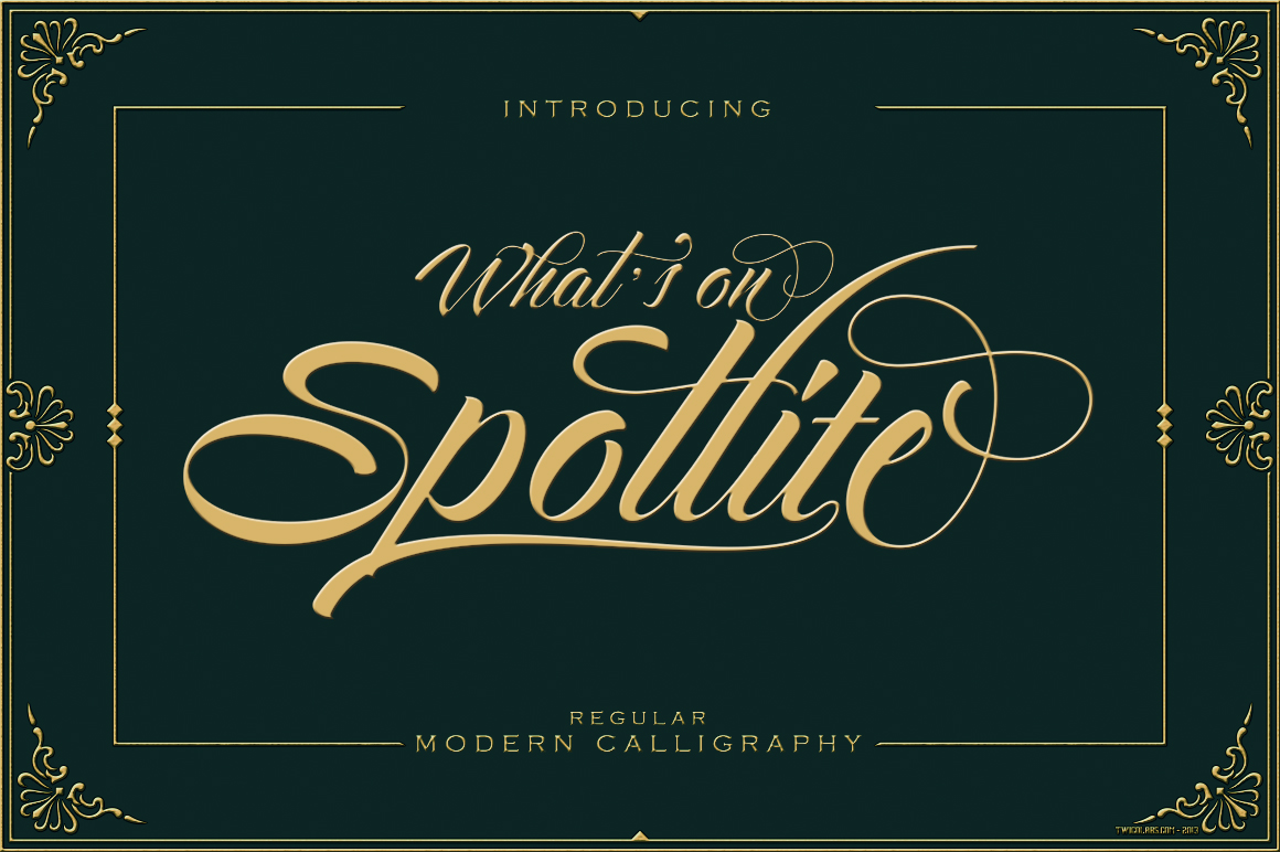 Spotlite Redular example image 1