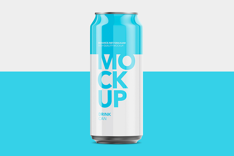 Drink Cans - Bundle Mockup example image 6