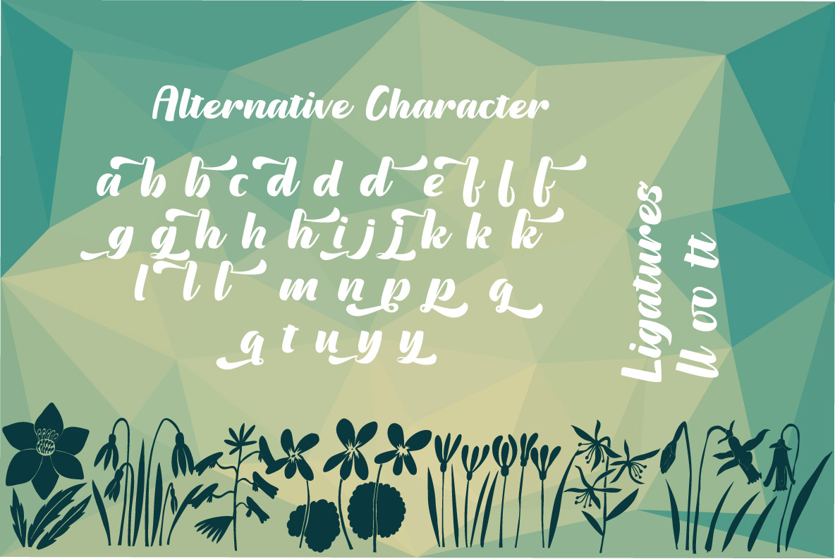 Pinguid | Bold Script Fonts example image 3
