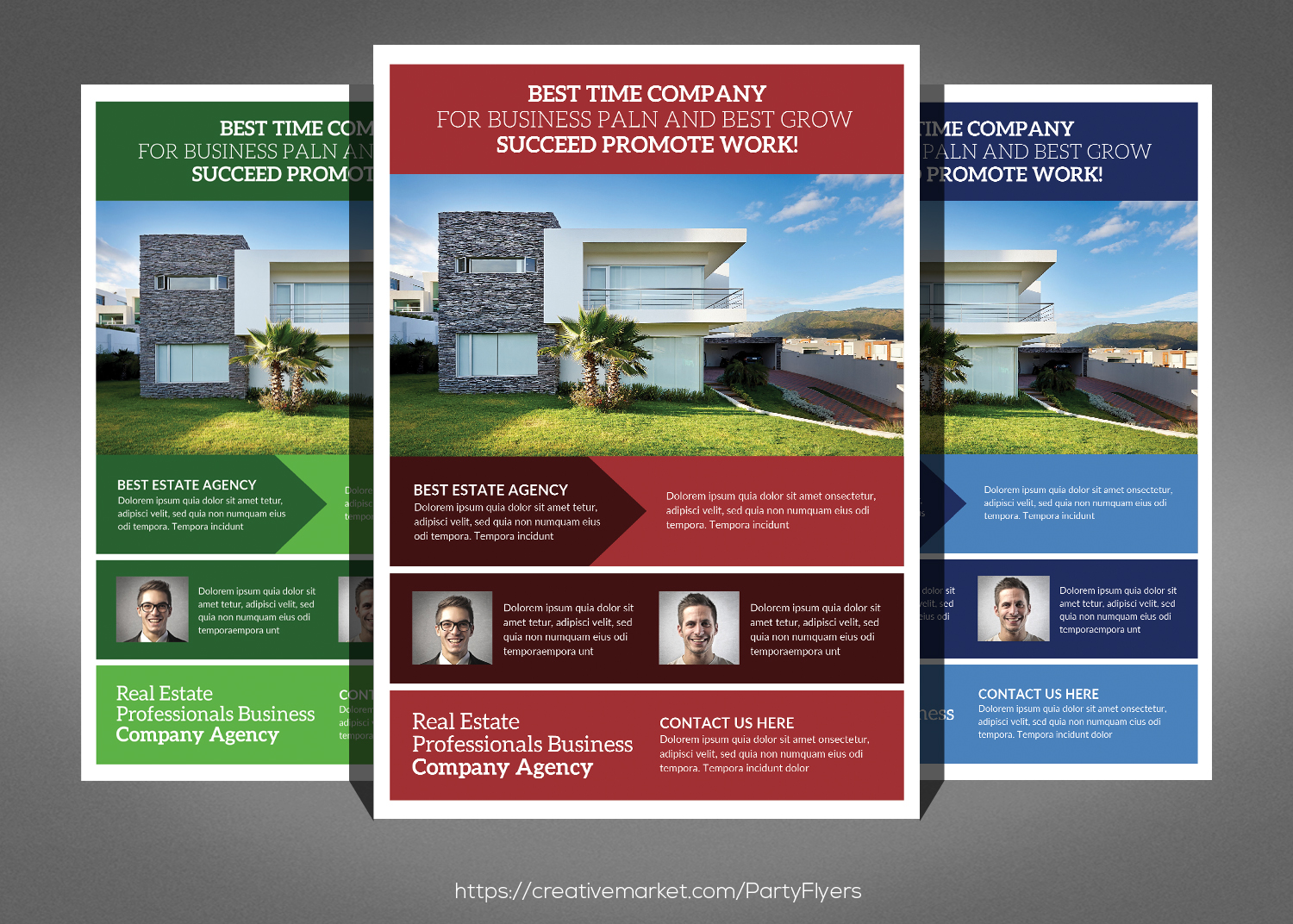 Business Agency Flyer example image 1