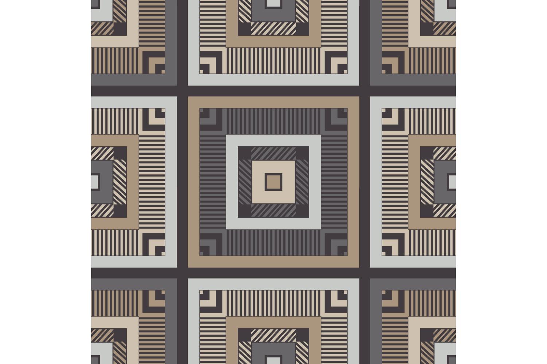 Tartan texture. Set of 10 seamless patterns. example image 8