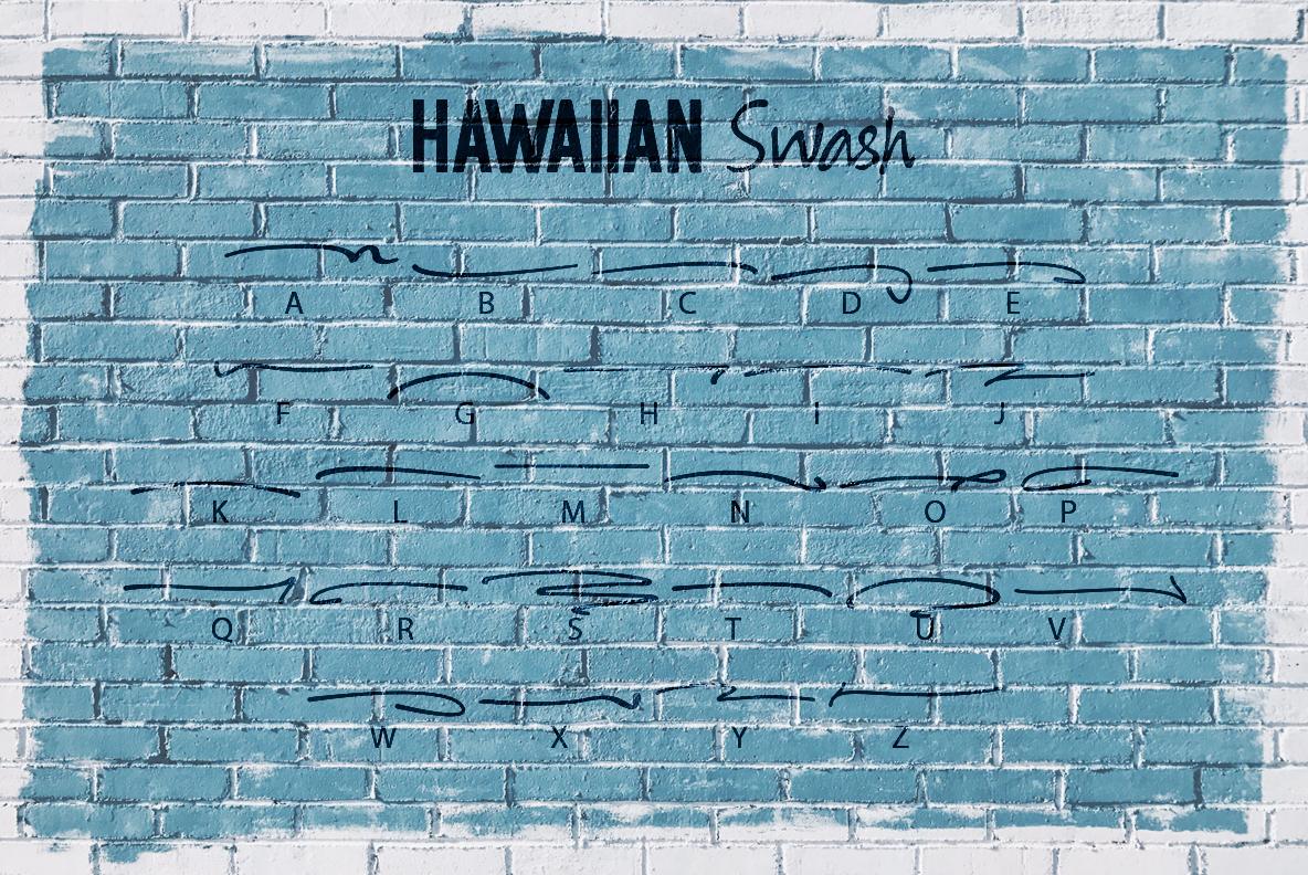 Hawaiian Font Duo example image 17