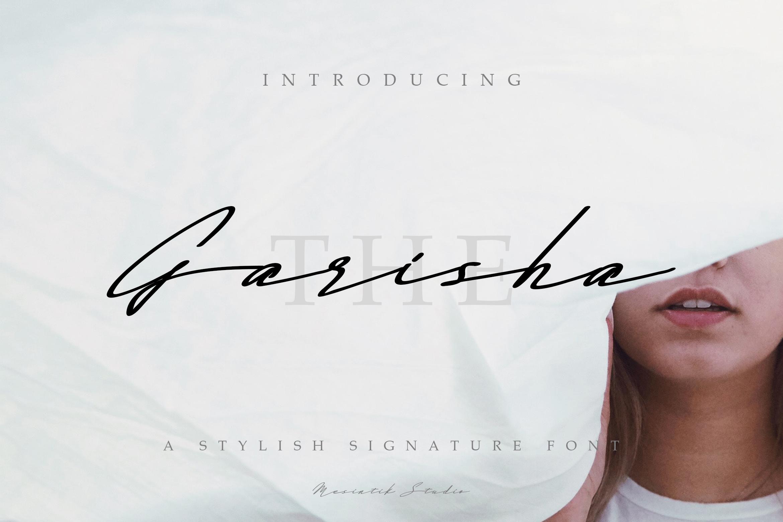 The Garisha example image 1
