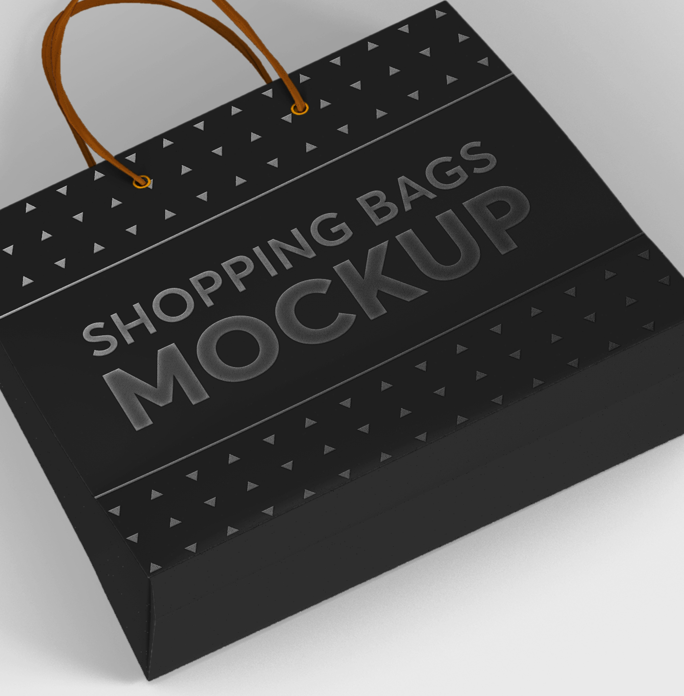 Shopping Bag Mockups V2 example image 7