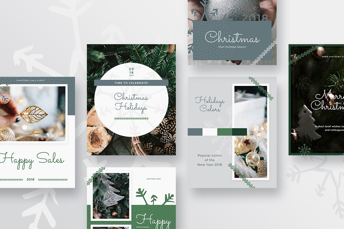 Merry Christmas Collection example image 2