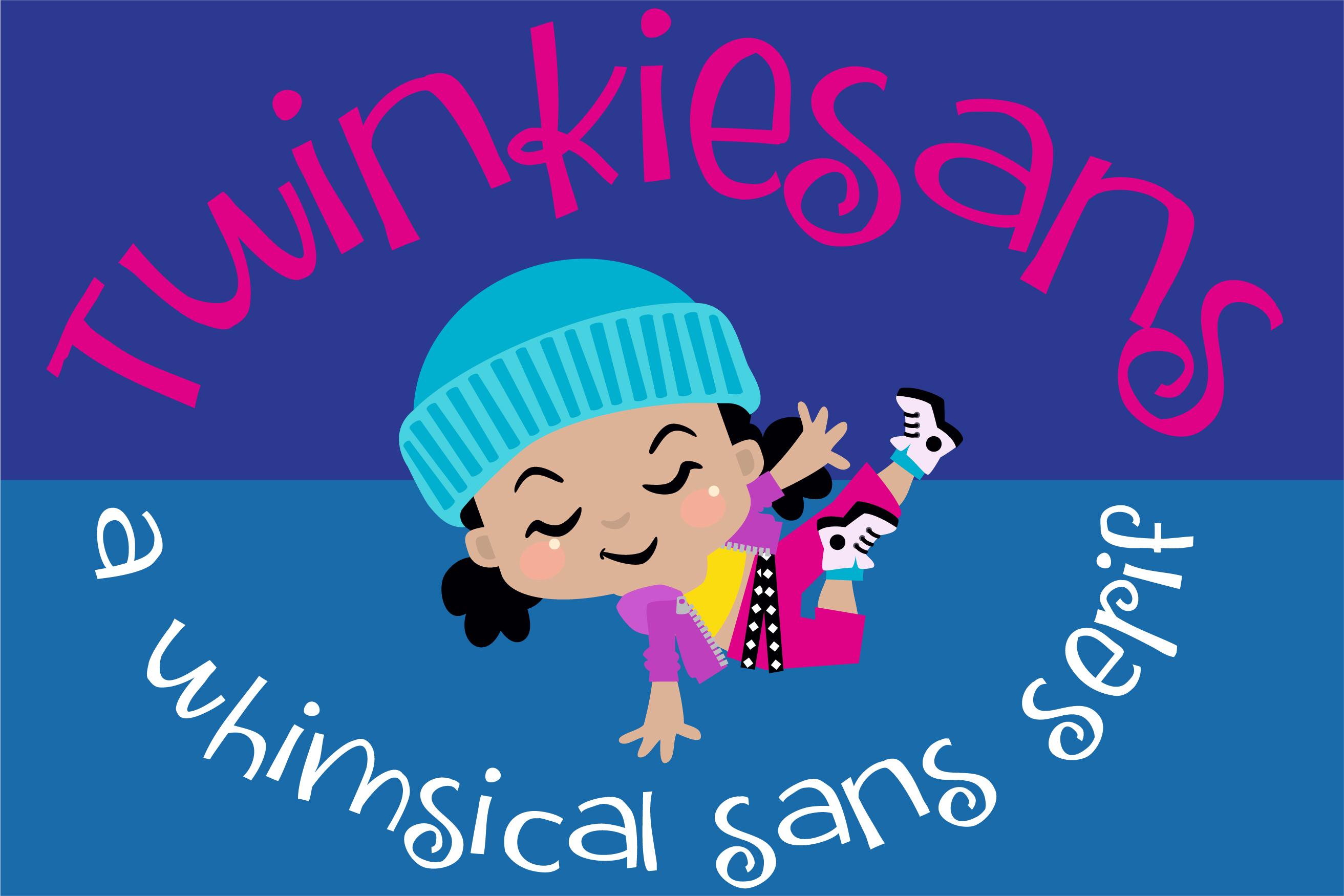 ZP Twinkiesans example image 1
