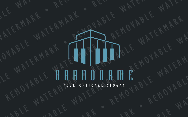 Piano Architecture Logo example image 3