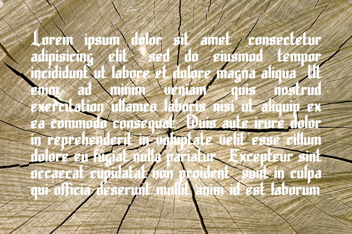Lumberjack example image 3