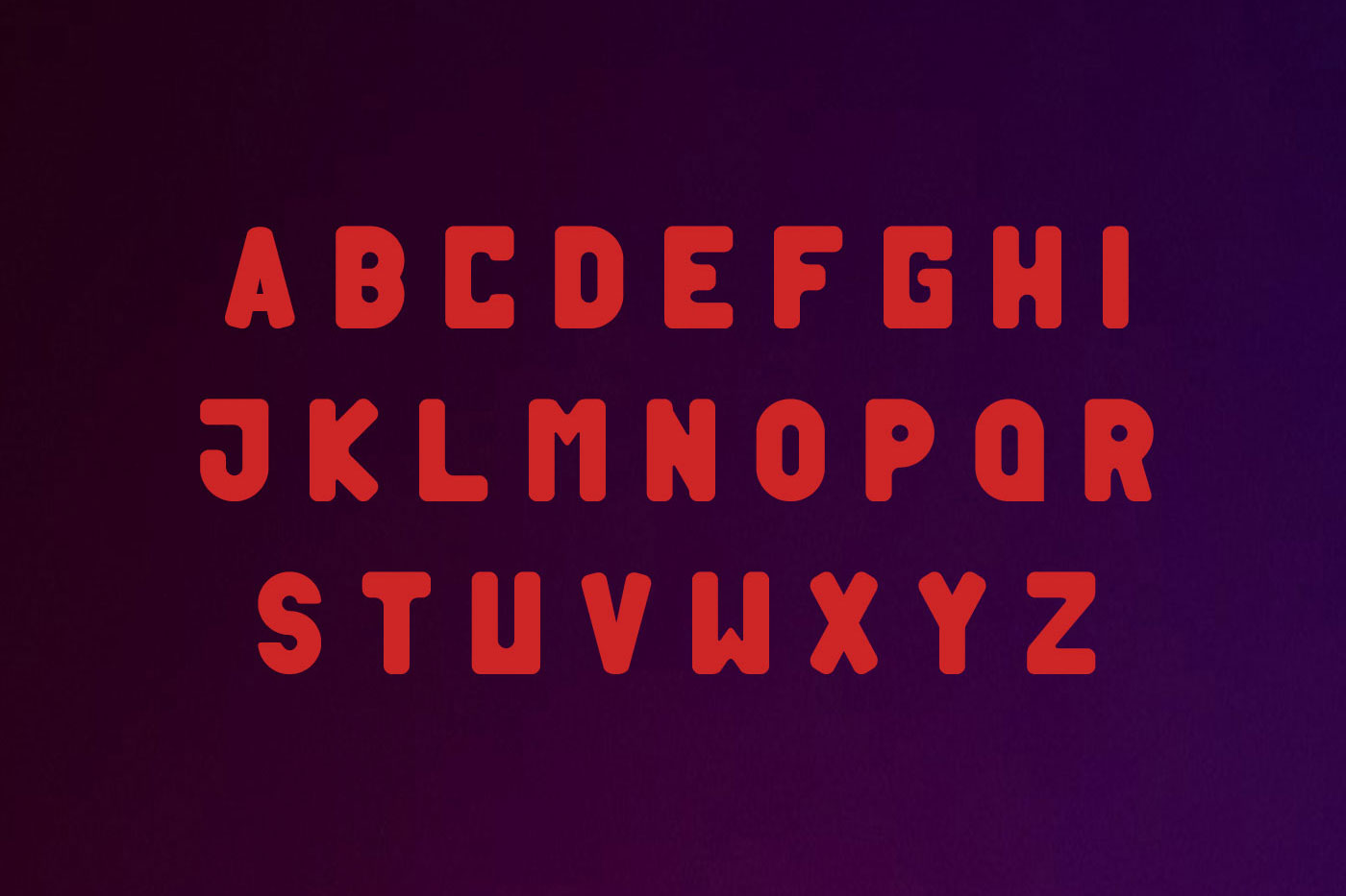 Pumpkin typeface example image 4