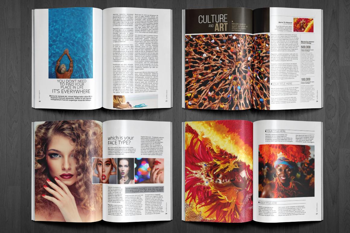 Modern Magazine example image 5