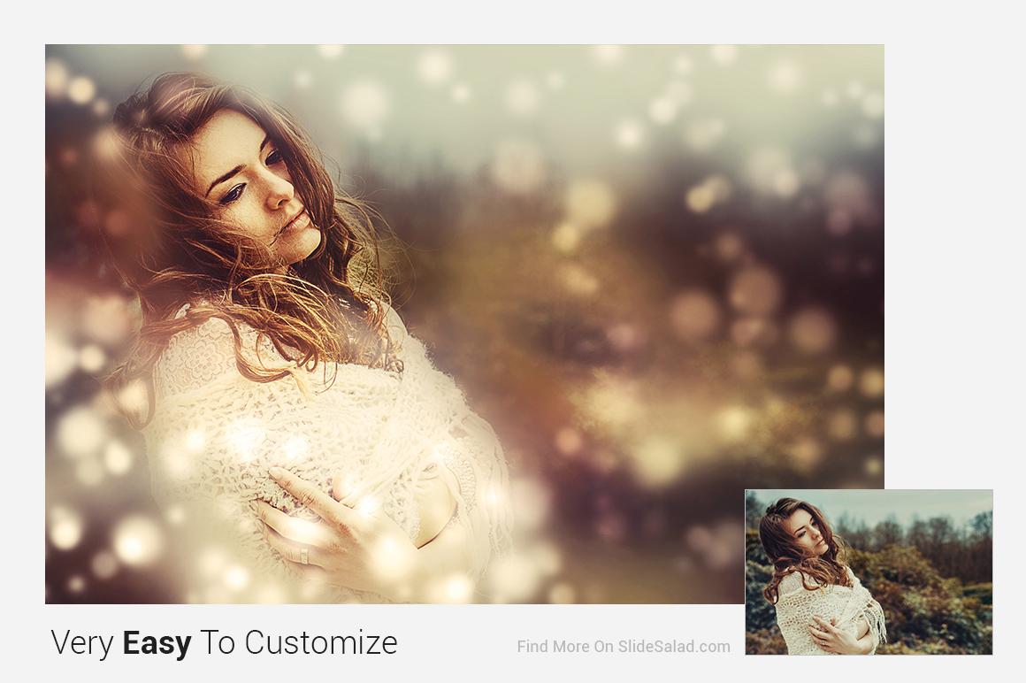Soft Focus Photoshop Mock-ups example image 9
