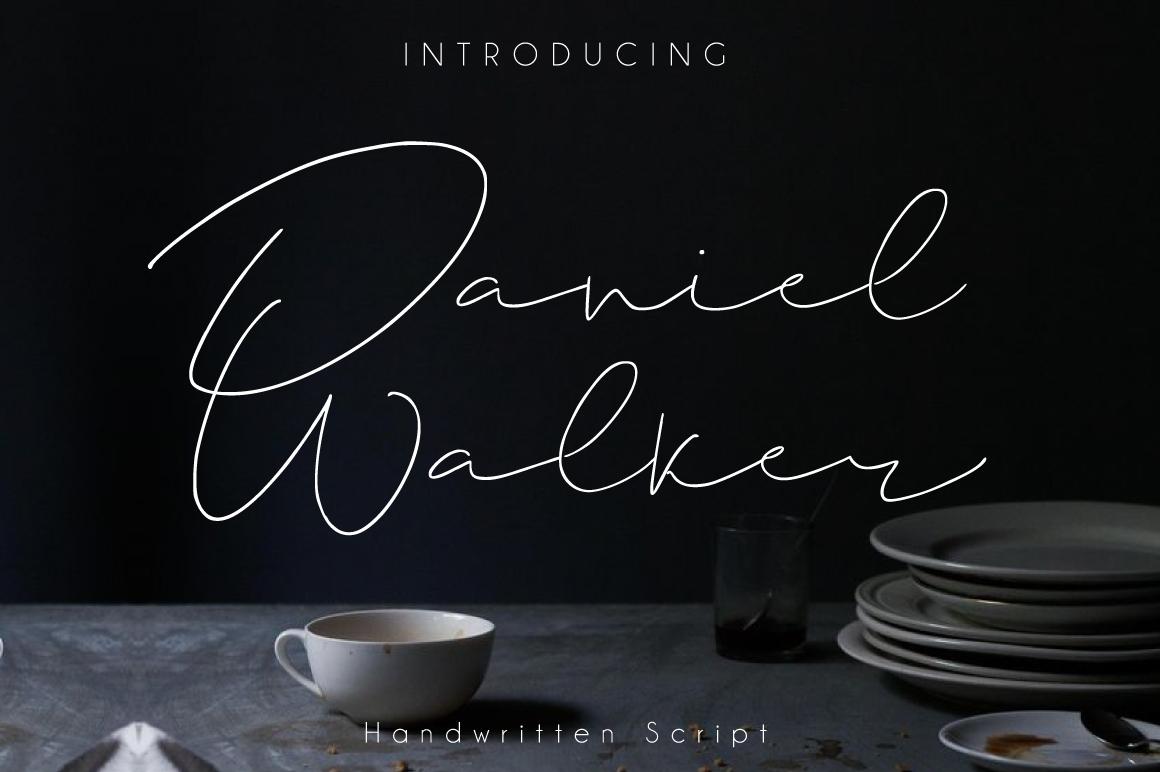 Daniel Walker Script example image 1