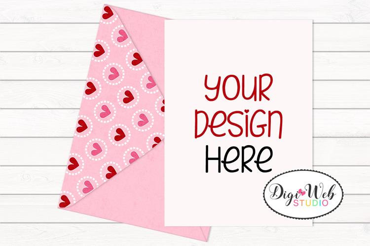 12 Valentine Mockups Bundle -Wood Signs, Pillows, Cards, Mug example image 9