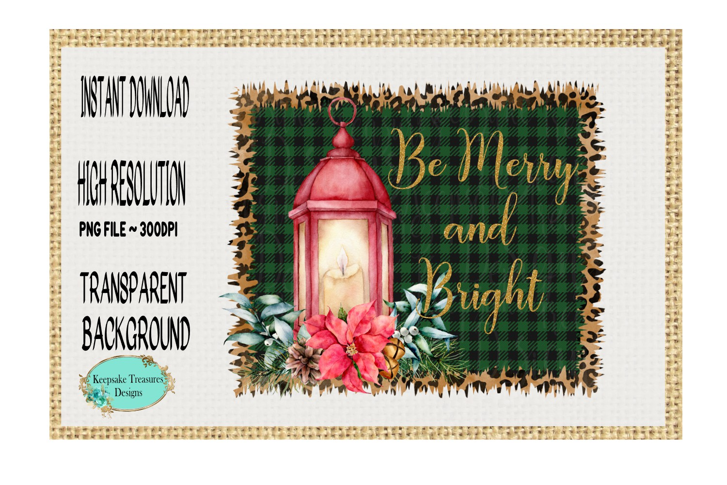 Be Merry and Bright example image 1