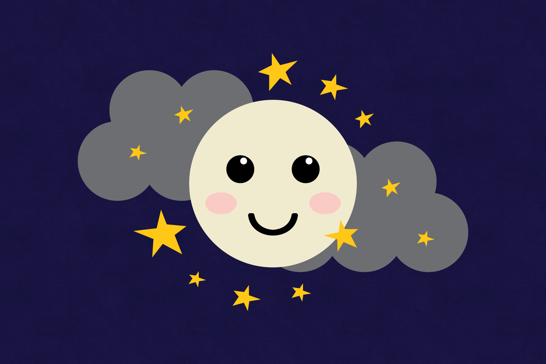 Cute Weather Clip Art Set example image 7