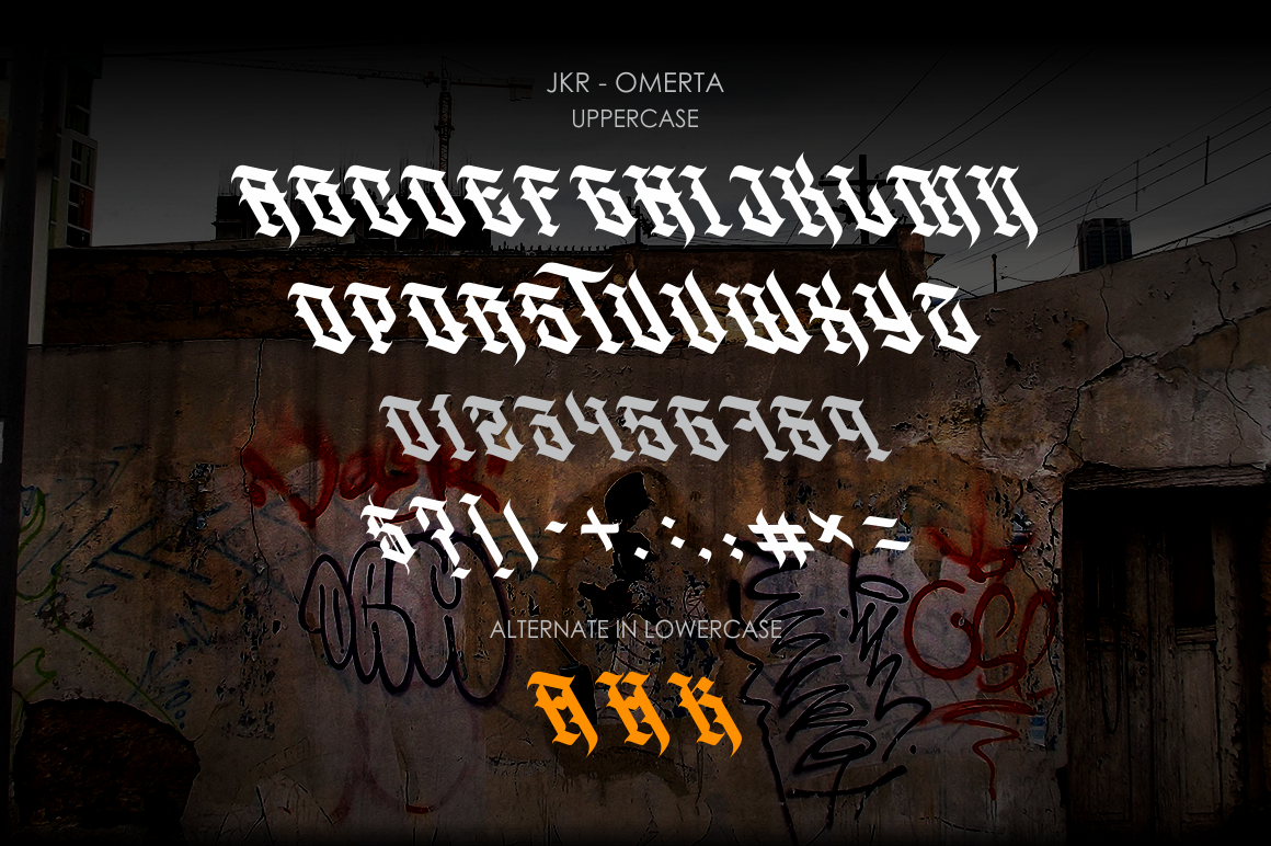 OMERTA example image 2