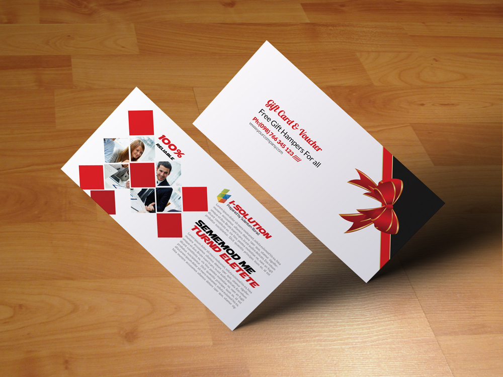 Business Insurance Gift Vouchers example image 1