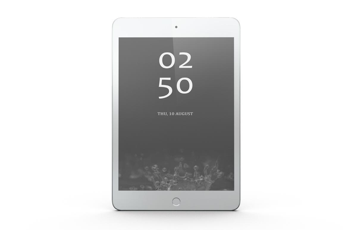 iPad Mini 4 Mock-up example image 9