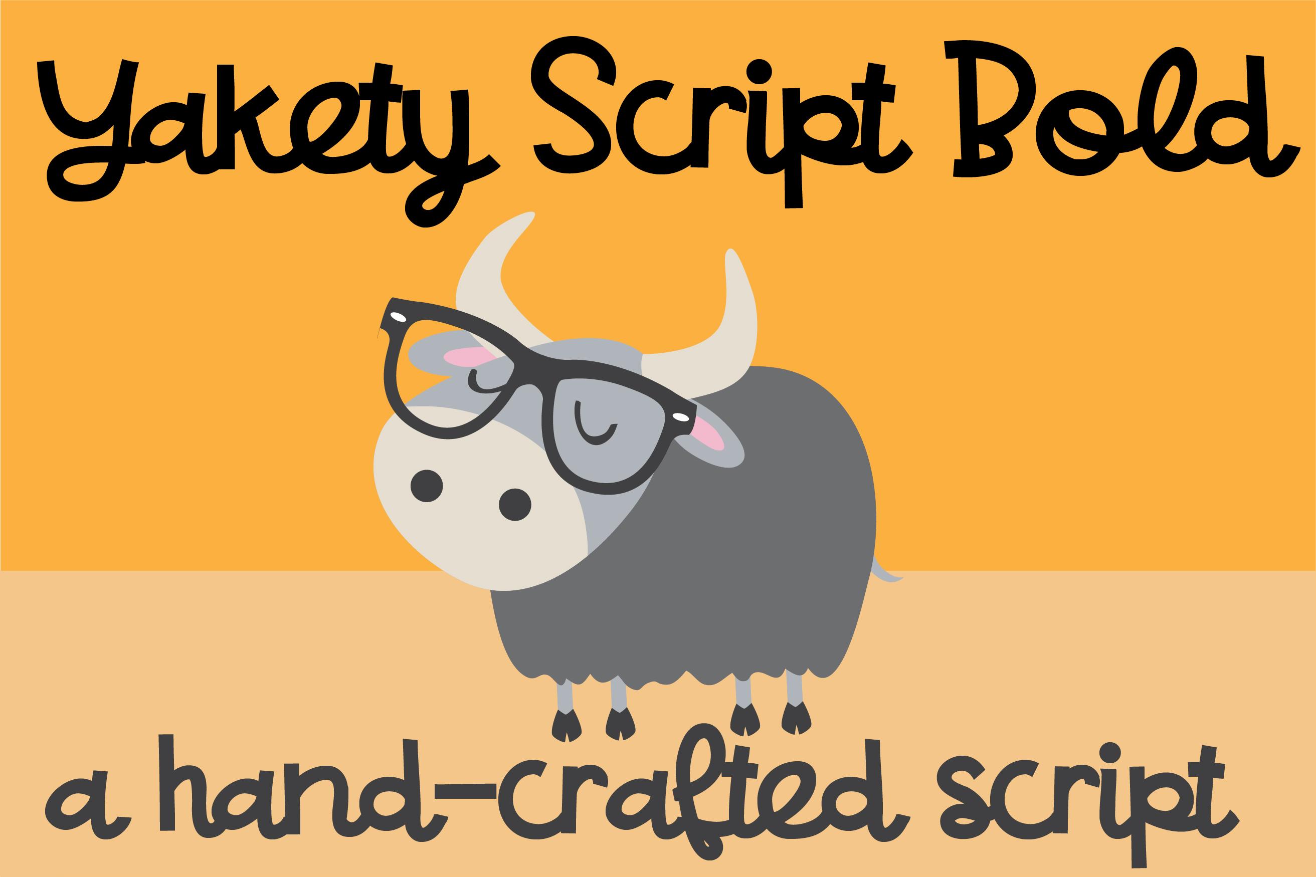 ZP Yakety Script example image 1