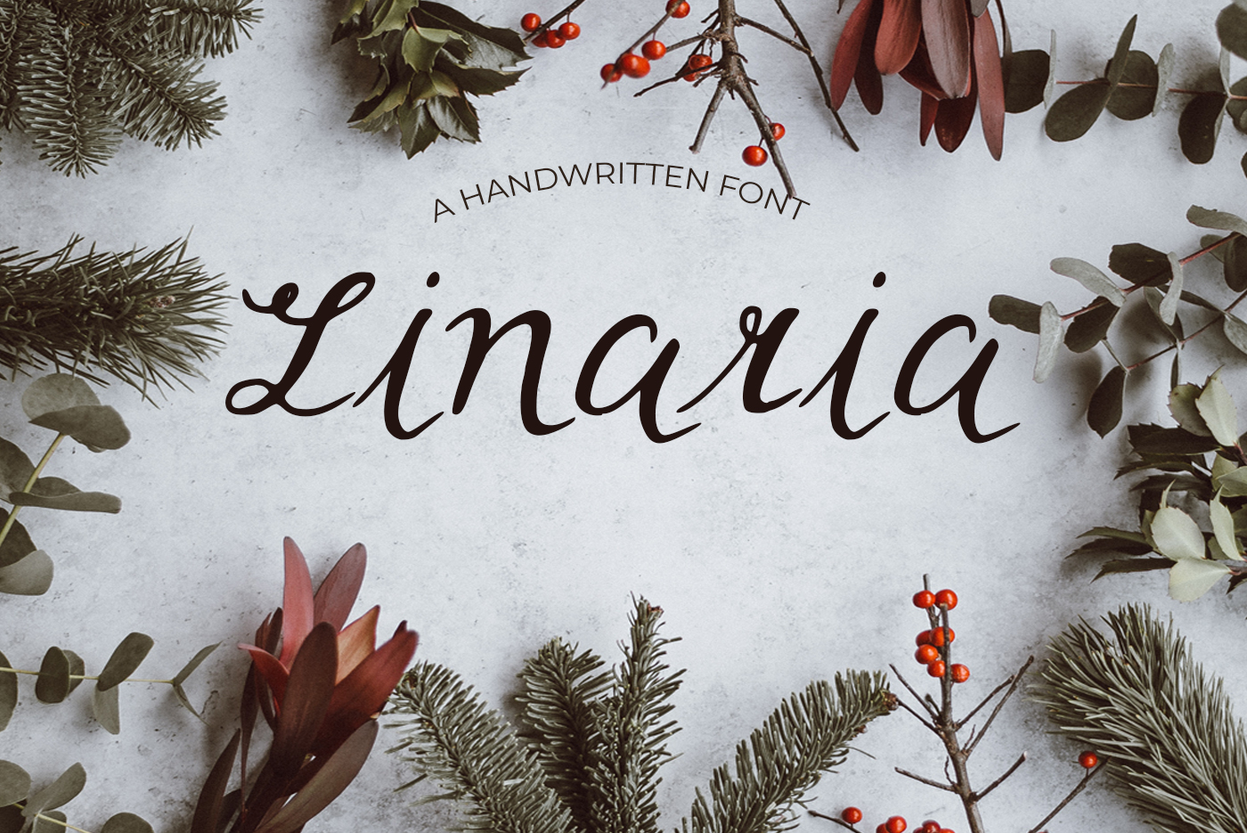 40 Handmade Fonts example image 25