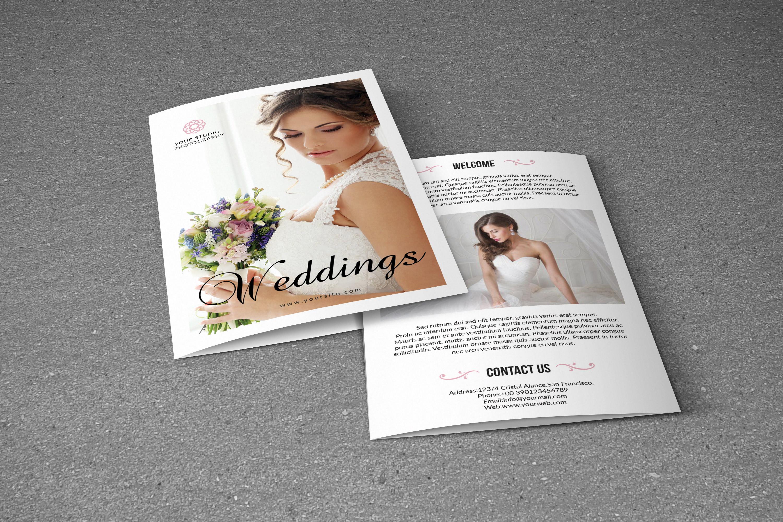 Wedding Photography Brochure example image 2