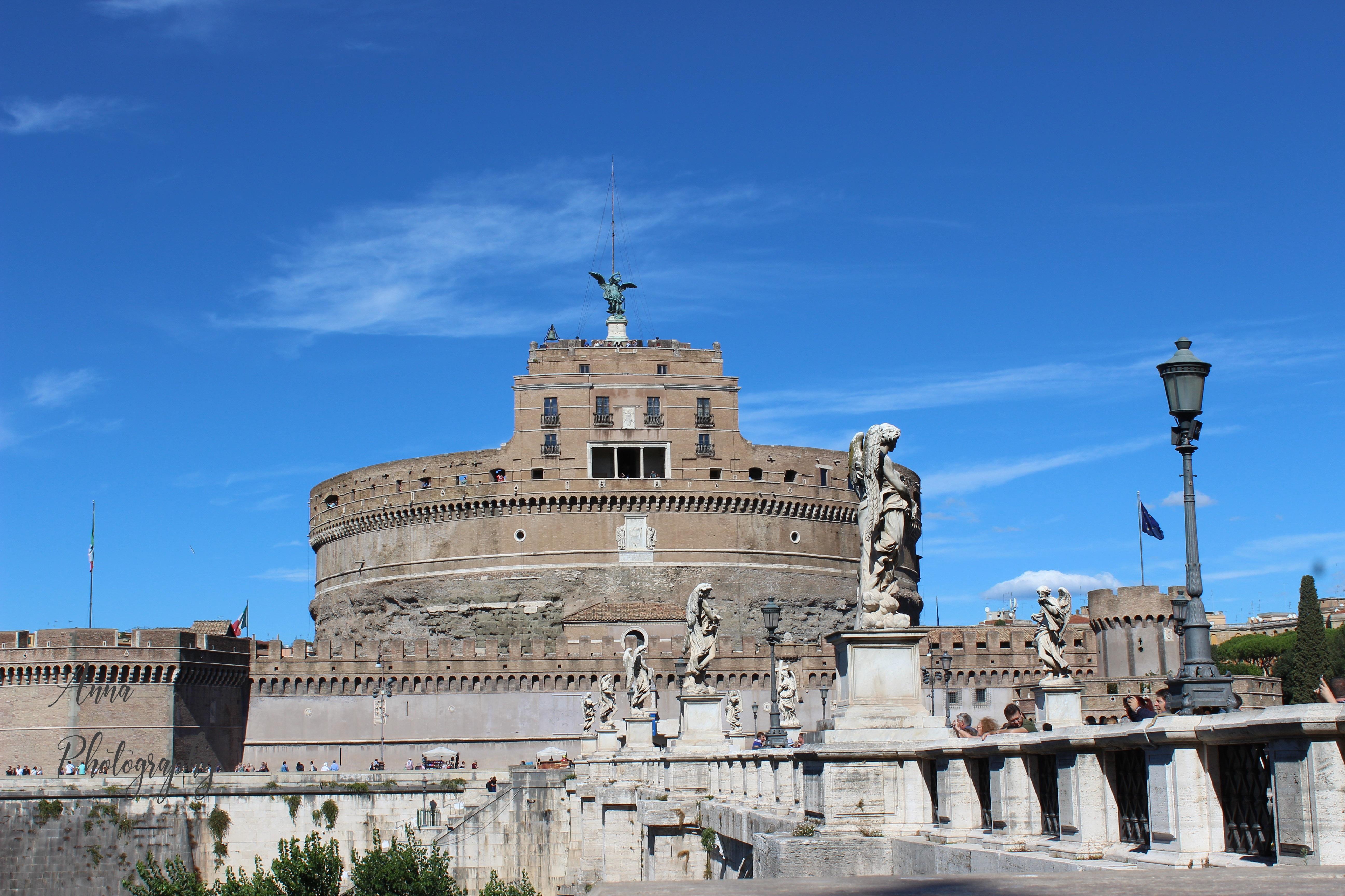 Castel Sant'Angelo Rome example image 1