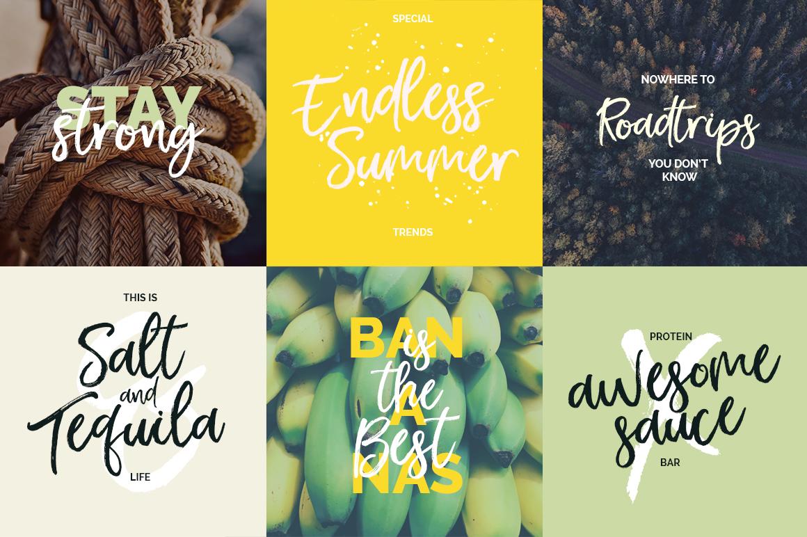 Exotic Taste Script Font example image 7