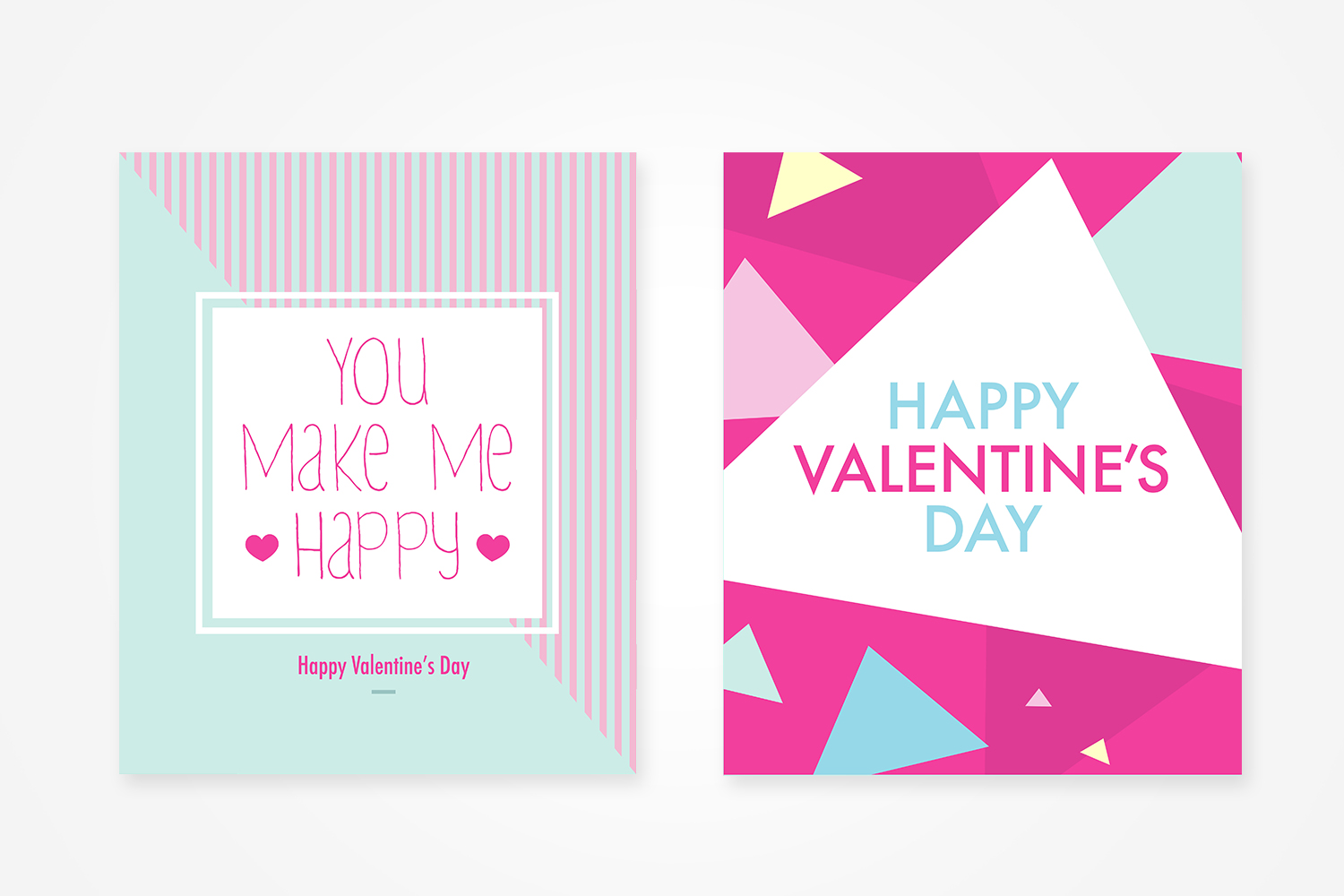 4 Valentine's Day Beautiful Card Design example image 1