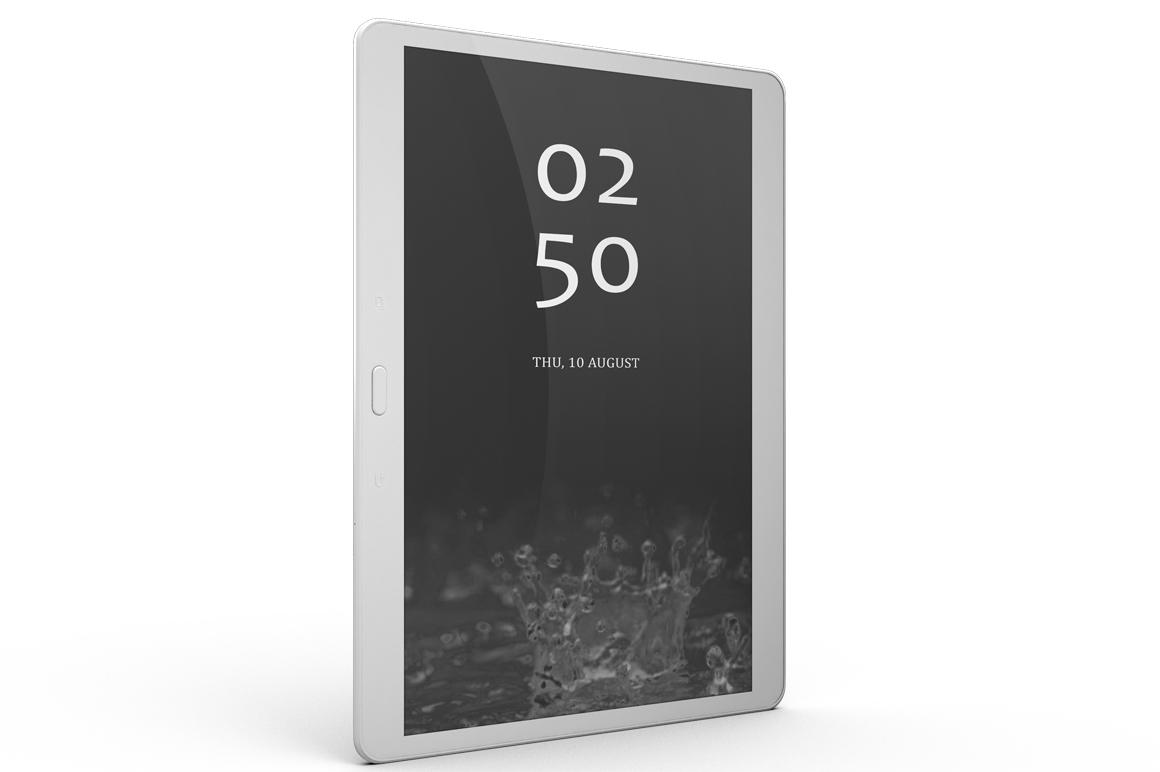 Samsung Galaxy S Tab Mockup example image 4