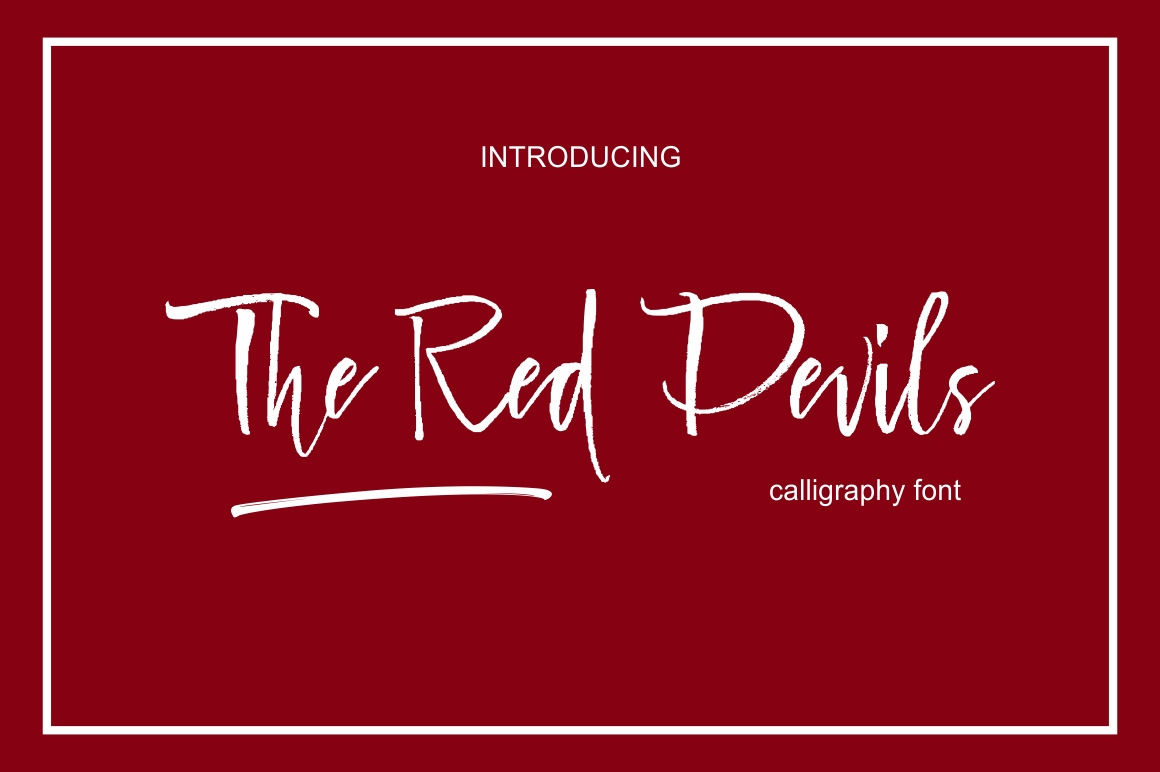 red devils example image 2