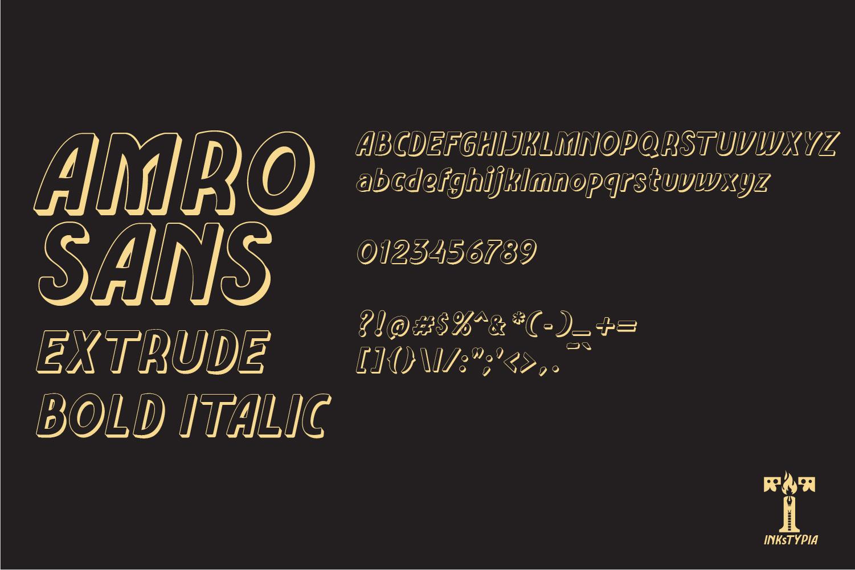 Amro Sans example image 11